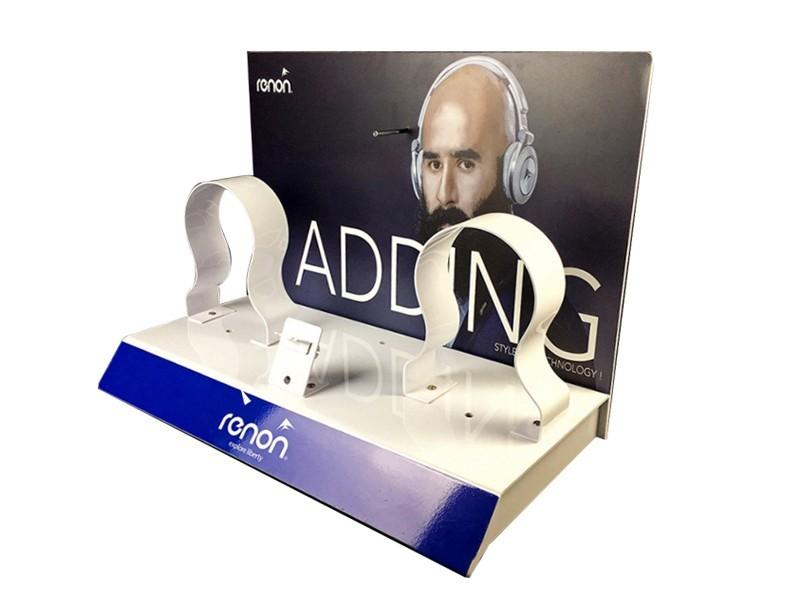 亚克力电子耳机展示架