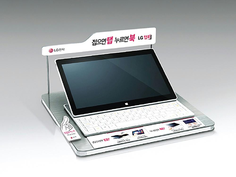 平板电脑展示架