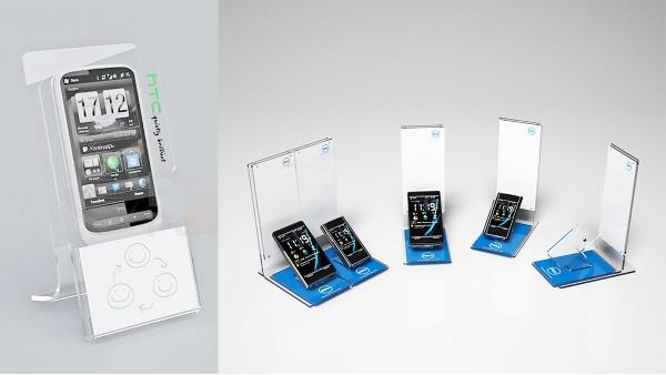 亚克力展示架助力电子数码产品