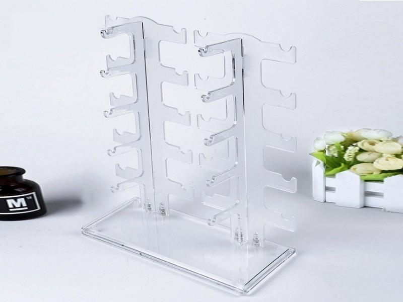 桌面立式眼镜展示架