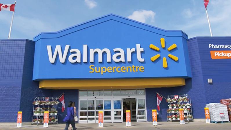 商超货架,沃尔玛选择特美展示架厂家