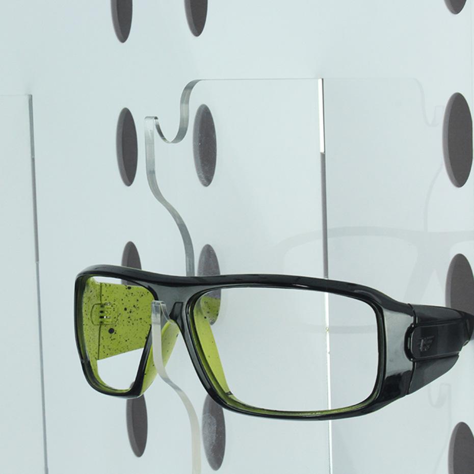 立式眼镜展示架