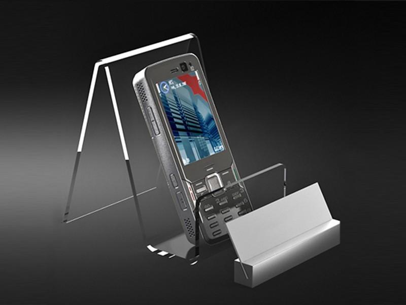 亚克力单款手机展示架
