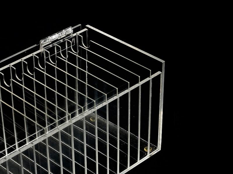 亚克力化妆品收纳盒-面膜收纳盒