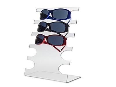 桌面眼镜展示架