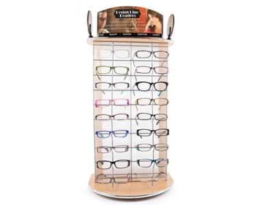 亚克力立式眼镜展示架